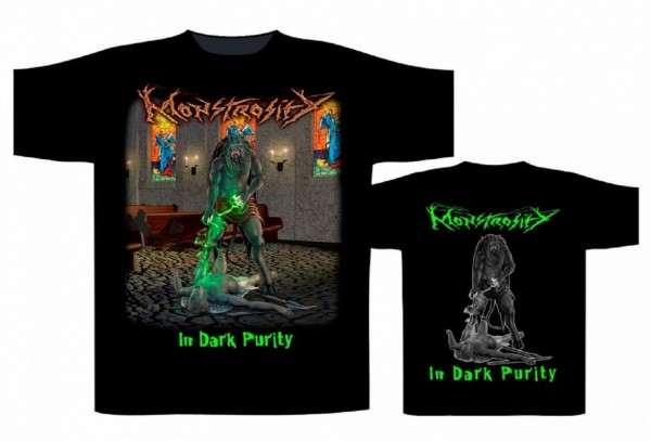 MONSTROSITY - Dark Purity T-Shirt