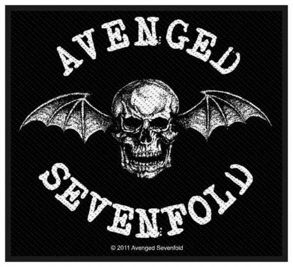 AVENGED SEVENFOLD - Death Bat Patch Aufnäher