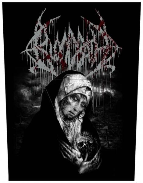 BLOODBATH - Morbid Funeral Backpatch Rückenaufnäher
