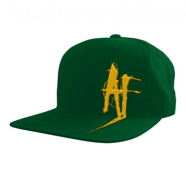 IN FLAMES - AF Anders Friden Edition Green Baseballcap