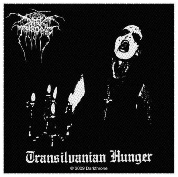 DARKTHRONE - Transilvanian Hunger Patch Aufnäher