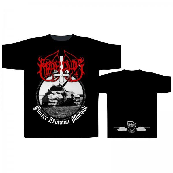 MARDUK - Panzer Division Circular T-Shirt