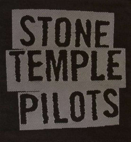 STONE TEMPLE PILOTS - Logo Patch Aufnäher