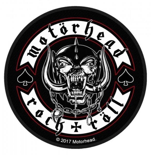MOTÖRHEAD - Biker Badge Patch Aufnäher