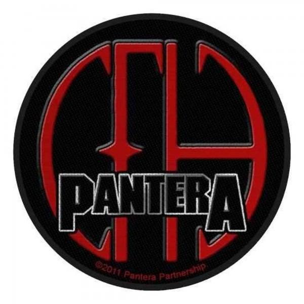 PANTERA - CFH Patch Aufnäher