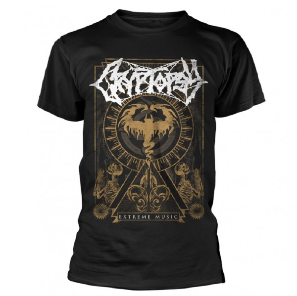 CRYPTOPSY - Extreme Music T-Shirt