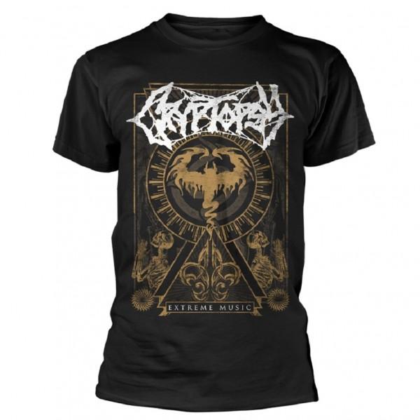 CRYPTOPSY - Extreme Music T-Shirt