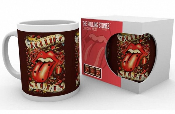 THE ROLLING STONES - Tongue Tasse