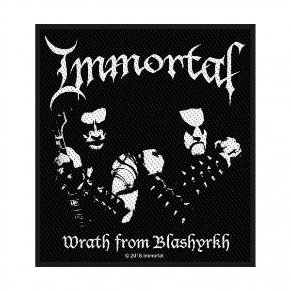 IMMORTAL - Wrath From Blashyrkh Patch Aufnäher