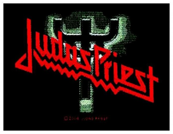 JUDAS PRIEST - Fork Patch Aufnäher