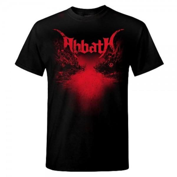 ABBATH - Outstrider Axe Red T-Shirt