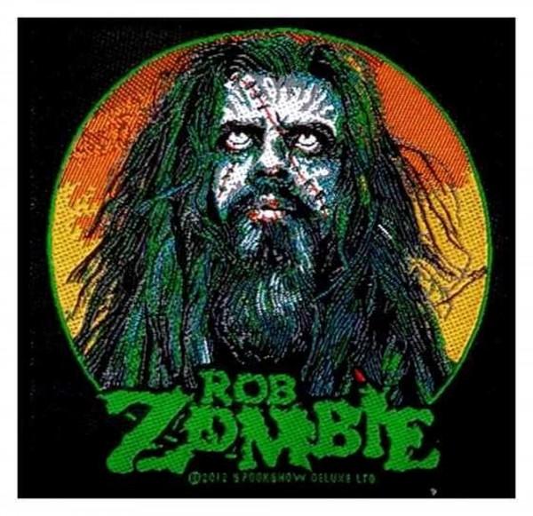ROB ZOMBIE - Face Patch Aufnäher