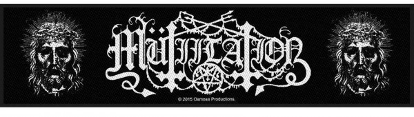 MUTIILATION - False Prophet Patch Aufnäher Superstrip
