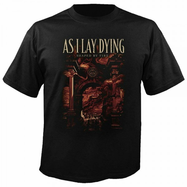 AS I LAY DYING - Shaped By Fire T-Shirt