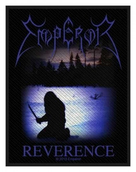 EMPEROR - Reverence Patch Aufnäher