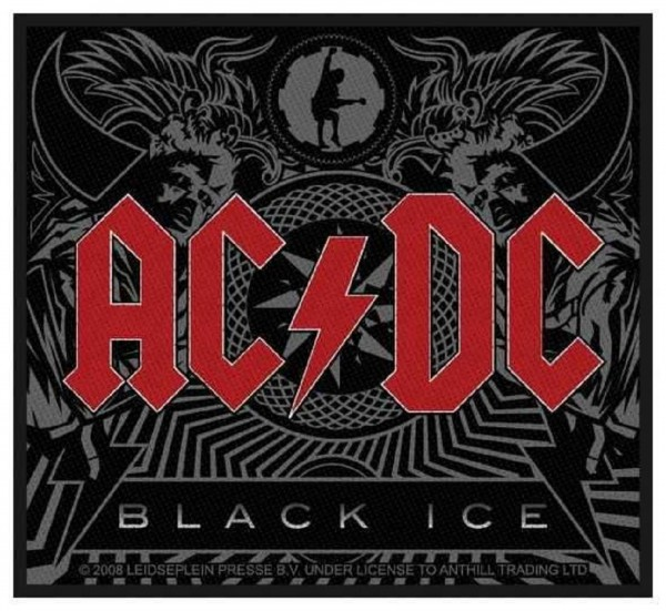 AC/DC - Black Ice Patch Aufnäher