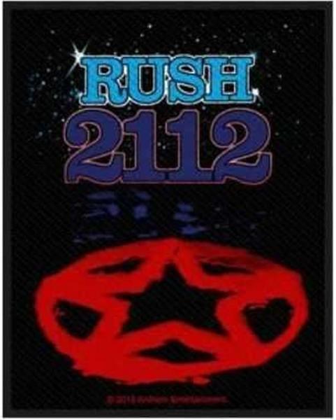 RUSH - 2112 Patch Aufnäher