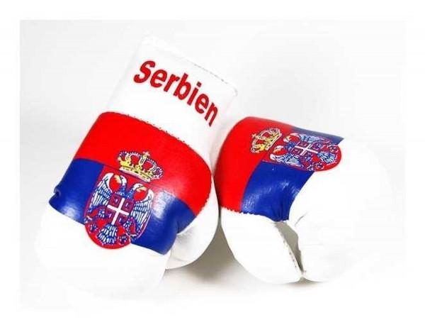 Miniboxhandschuhe - Serbien