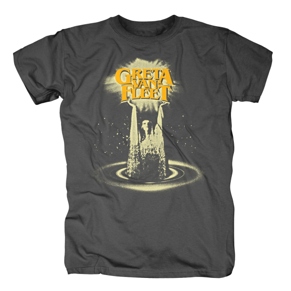 GRETA VAN FLEET - Cinematic Lights T-Shirt