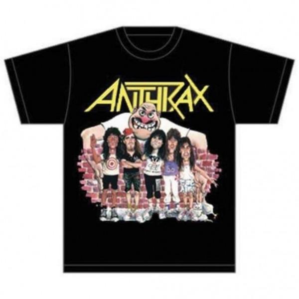 ANTHRAX - Euphoria Group Sketch T-Shirt