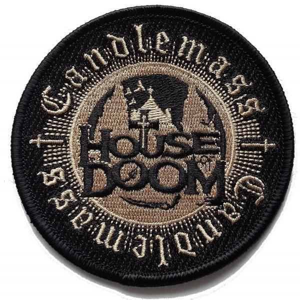 CANDLEMASS - House of Doom Patch Aufnäher