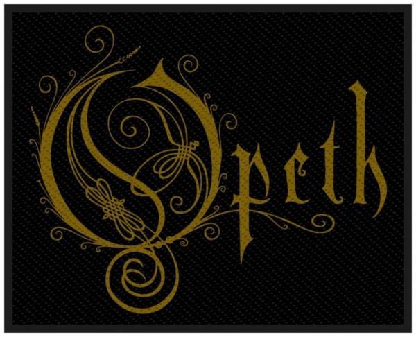 OPETH - Logo Patch Aufnäher