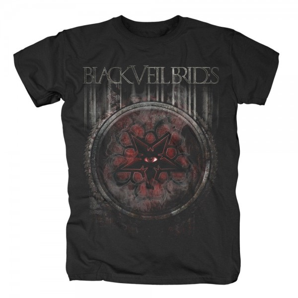 BLACK VEIL BRIDES - Rusted T-Shirt