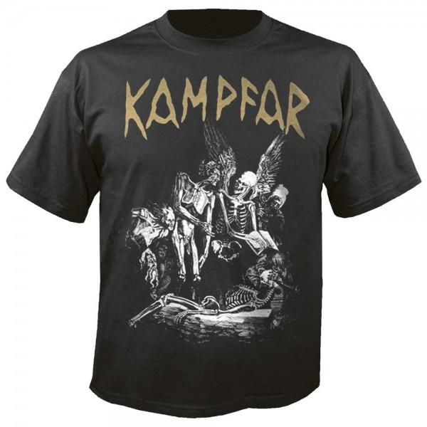 KAMPFAR - Death T-Shirt