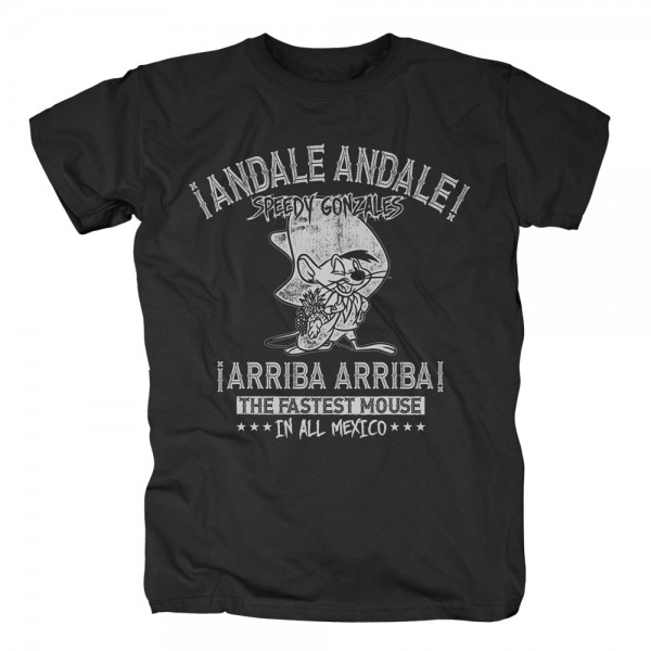 SPEEDY GONZALES - Andale Andale T-Shirt