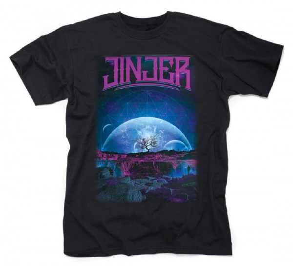 JINJER - Purple Haze T-Shirt