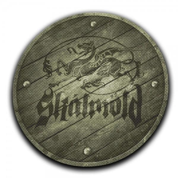 SKALMÖLD - Logo Patch Aufnäher