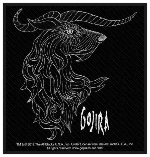 GOJIRA - Horns Patch Aufnäher
