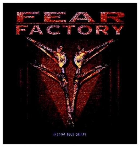 FEAR FACTORY - Archetype Patch Aufnäher