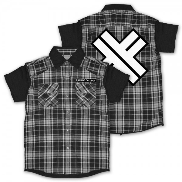 ESKIMO CALLBOY - Worker-Shirt