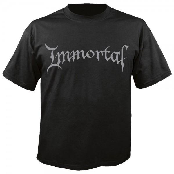 IMMORTAL - Logo T-Shirt