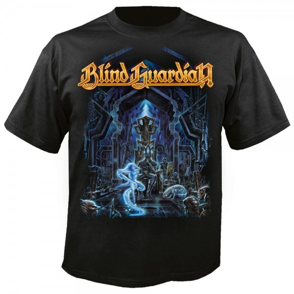 BLIND GUARDIAN - Nightfall in middle earth T-Shirt