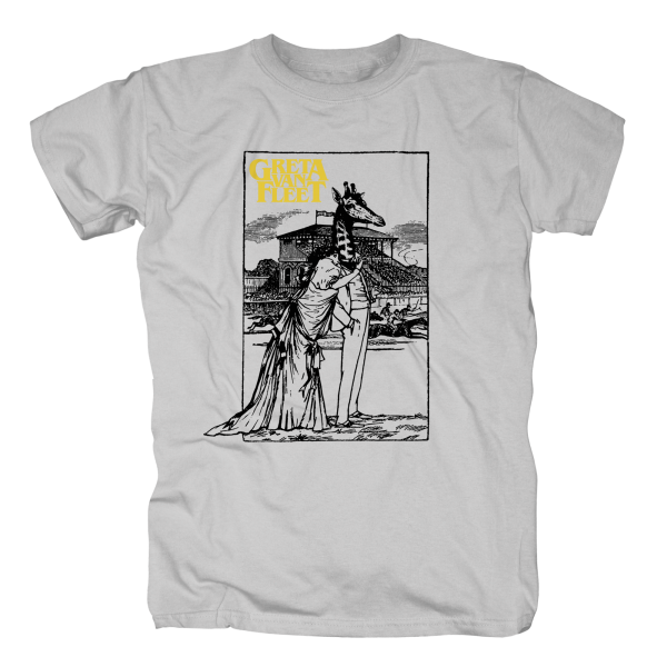 GRETA VAN FLEET - Giraffe T-Shirt