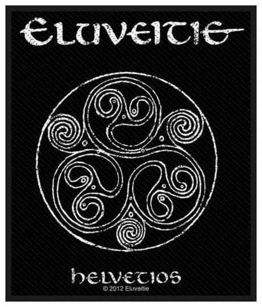 ELUVEITIE - Helvetios Patch Aufnäher