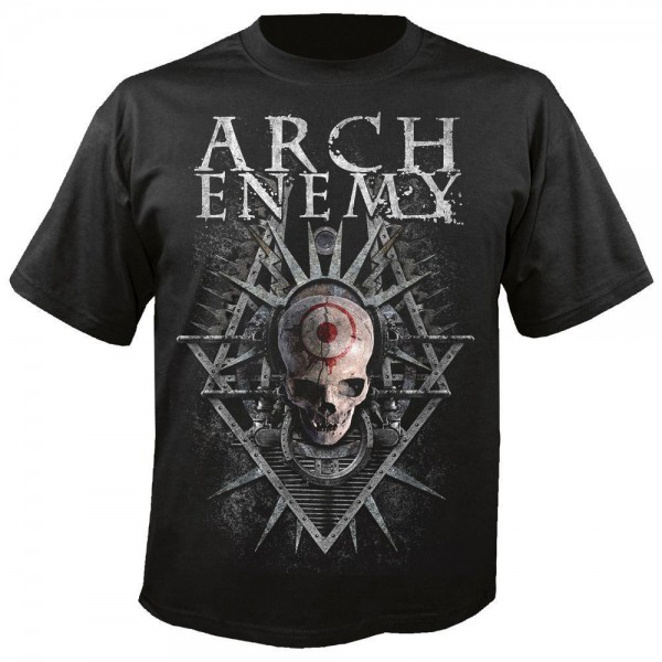 ARCH ENEMY - Skull T-Shirt