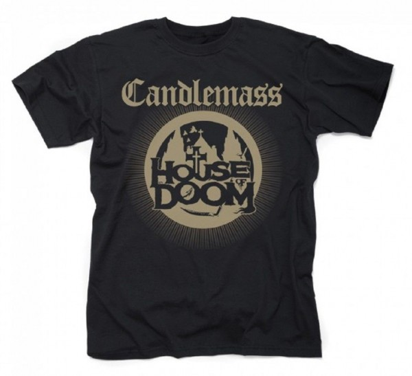 CANDLEMASS - House Of Doom T-Shirt