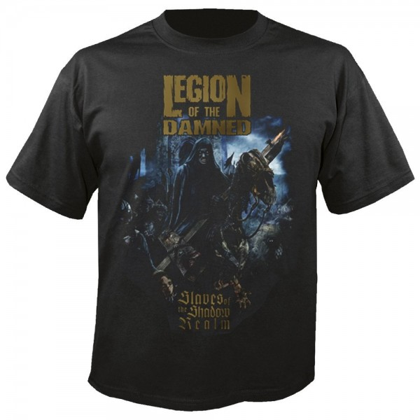 LEGION OF THE DAMNED - Slaves of the shadow realm T-Shirt