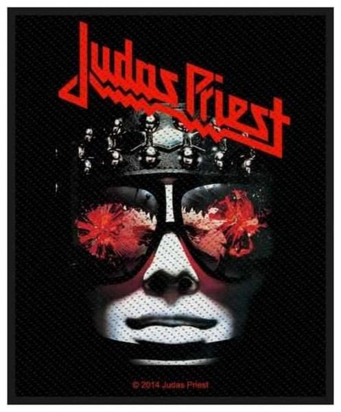 JUDAS PRIEST - Hell Bent For Leather Patch Aufnäher