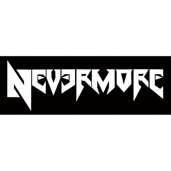 NEVERMORE - Logo Patch Aufnäher