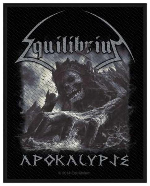 EQUILIBRIUM - Apokalypse Patch Aufnäher