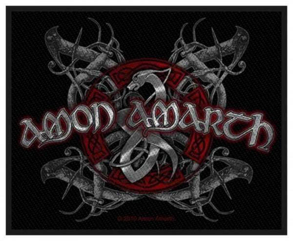 AMON AMARTH - Viking Dogs Patch Aufnäher