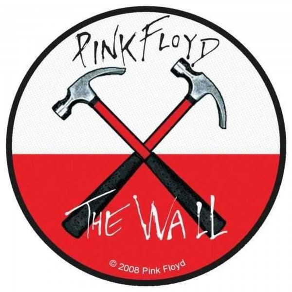PINK FLOYD - The Wall Patch Aufnäher