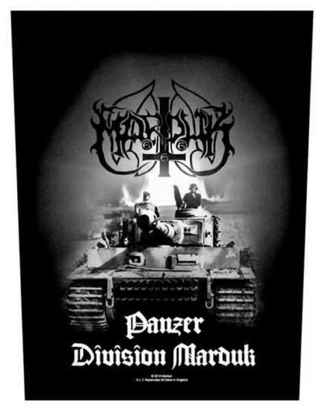 MARDUK - Panzer Division Marduk Backpatch Rückenaufnäher