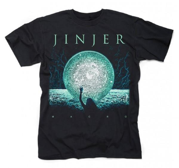 JINJER - Macro Album Cover T-Shirt