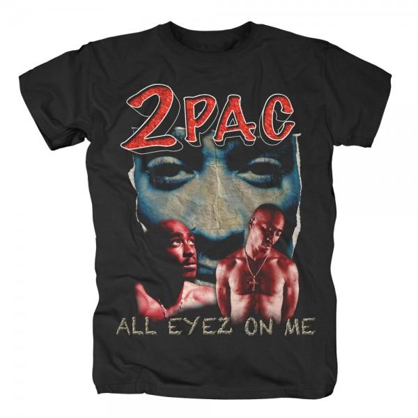 TUPAC - All Eyes T-Shirt