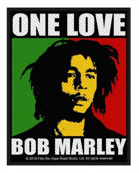 BOB MARLEY - One Love Patch Aufnäher